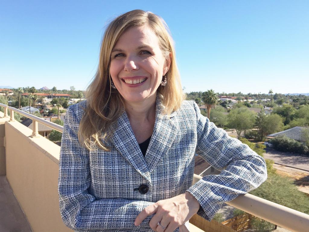 Erica McFadden AZ Caregiver Board of Director