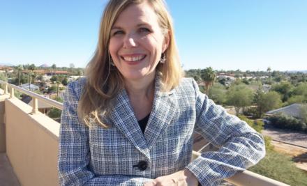 Erica McFadden, Secretary