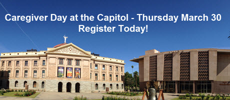 Caregiver Day at the Capitol