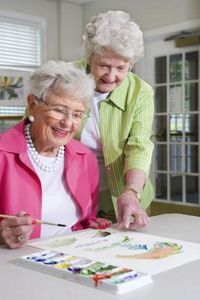 Creative Aging:  Changing Lives & Communities through the Arts